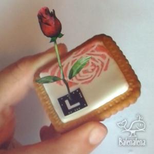 Rosa de Sant Jordi - interactiva
