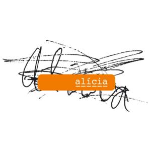 Logo de la Fundación Alicia